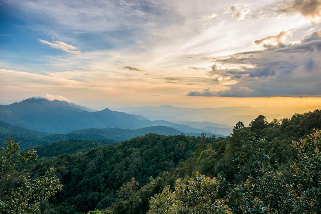 Self Guided Tour to The Tallest Mountain In Thailand – Doi Ithanon