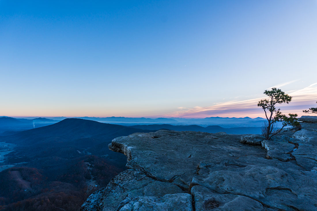 Hiking Guide for Virginia's Triple Crown Loop