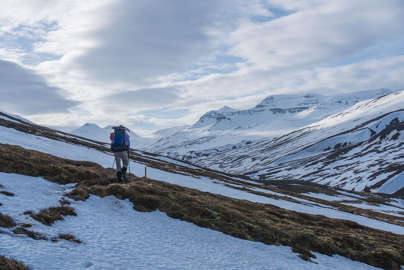 Lambi Hut Winter Hike
